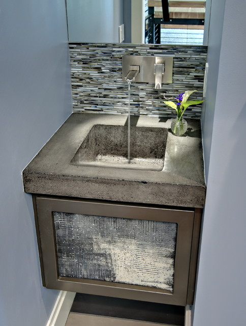Hearthstead contemporary bathroom