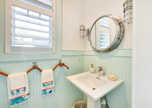 Towel Rack Ideas   Sensible Stylish Storage!