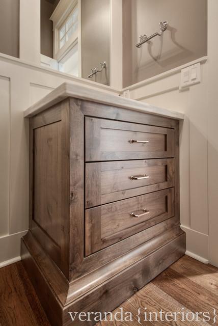 Hillhurst {custom spec} transitional-powder-room