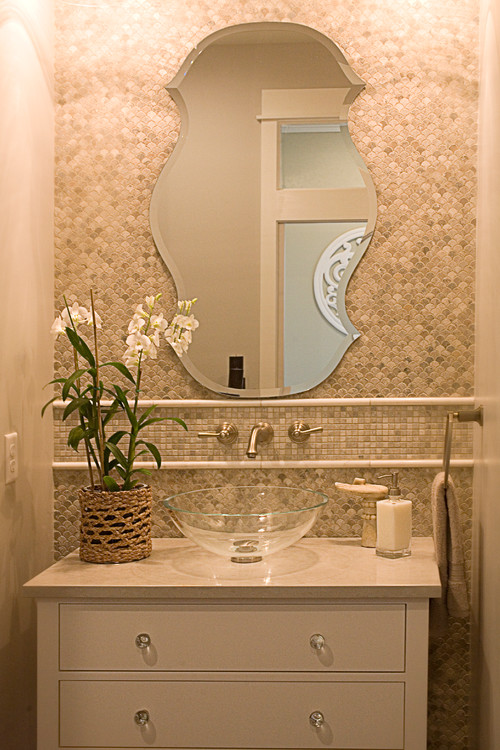 Mermaid And Fish Scale Tile Ideas For Bathrooms And Kitchens