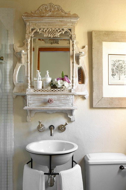 Interior Decor & Design traditional powder room