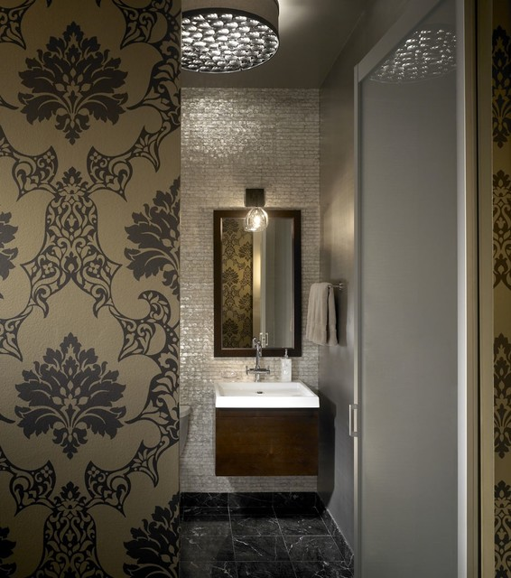 jamesthomas, LLC - Industrial - Powder Room - Chicago - by ...