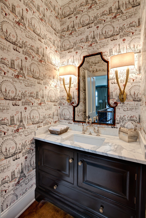 How to Use Whimsical Wallpaper - How to Nest for Less™