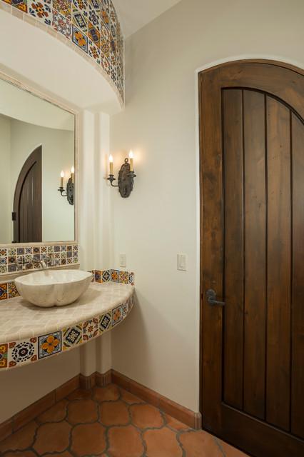 Lovebird Home Mediterranean Bathroom Phoenix By