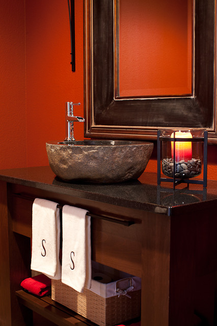 Vardon contemporary-powder-room
