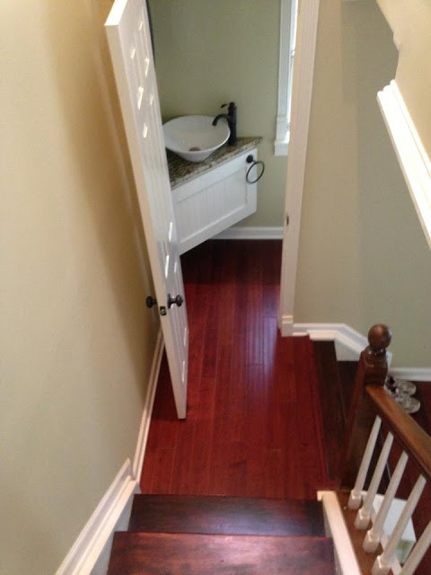 Making The Most Of A Small Powder Room On A Budget
