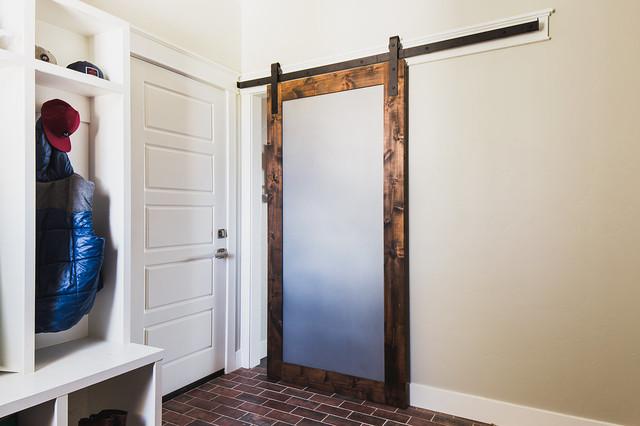 Mid Century Modern Barn Doors