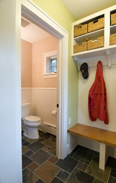 Contemporary House Remodel and Addition contemporary-powder-room