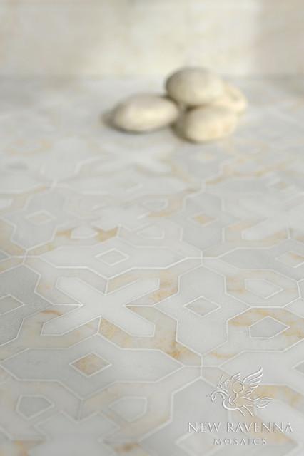 Miraflores Collection - Huelva contemporary-powder-room