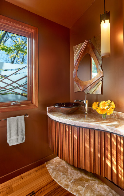 Modern Napa Contemporary Cloakroom Other By Design Directives Llc