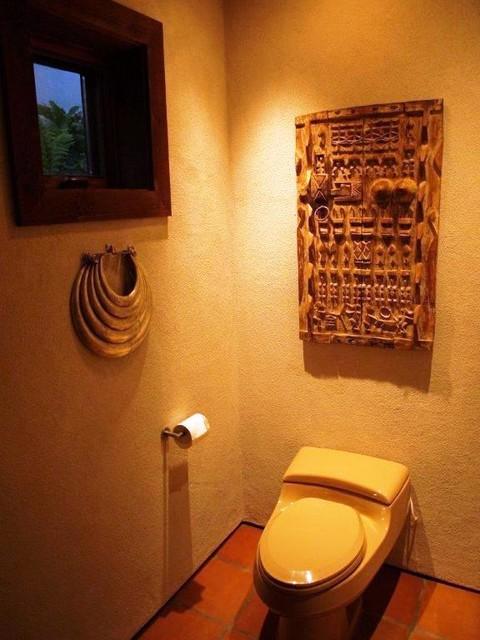 Custom Residential Coastal Home contemporary-bathroom