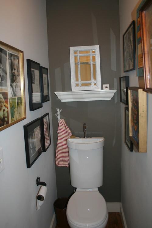 Toilet sink combo - Toilette original deco ...