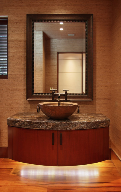 North Laguna contemporary-powder-room