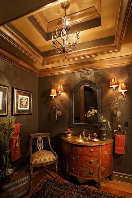 Opulent Traditional Style Formal Dining Room Furniture Set: Opulent Penthouse