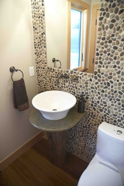 sustainable materials powder room eclectic-powder-room