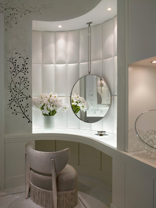Ordinaire If Youu0027re Dreaming Up A Built In Make Up Vanity For Your New Home Or  Renovation, Detailed Planning Is Key.