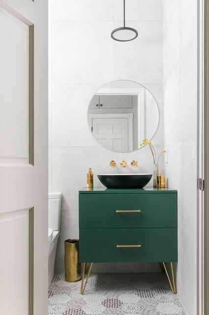 New This Week 11 Perfect Powder Rooms