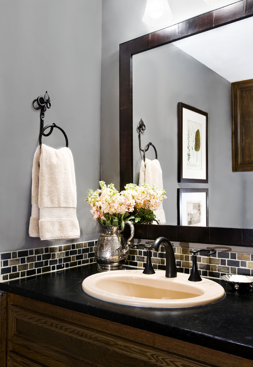Bathroom with Soapstone Vanities – Hom Stoneworks, Inc. on polished soapstone, dorado soapstone, mariana soapstone,