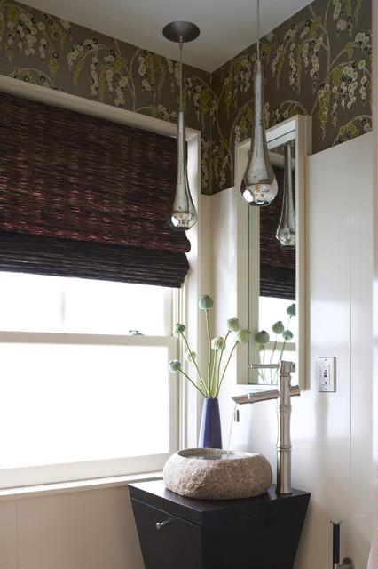 Powder Room/Bath contemporary-powder-room