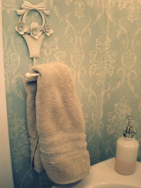 Powder Room / Half Bath traditional-powder-room