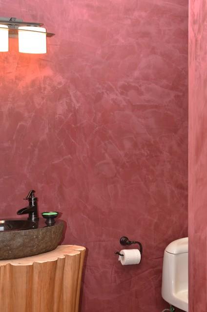 Powder room modern-powder-room