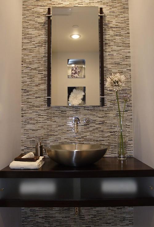 Powder Room Design Ideas : modern powder room from www.diamondspas.com size 500 x 736 jpeg 92kB