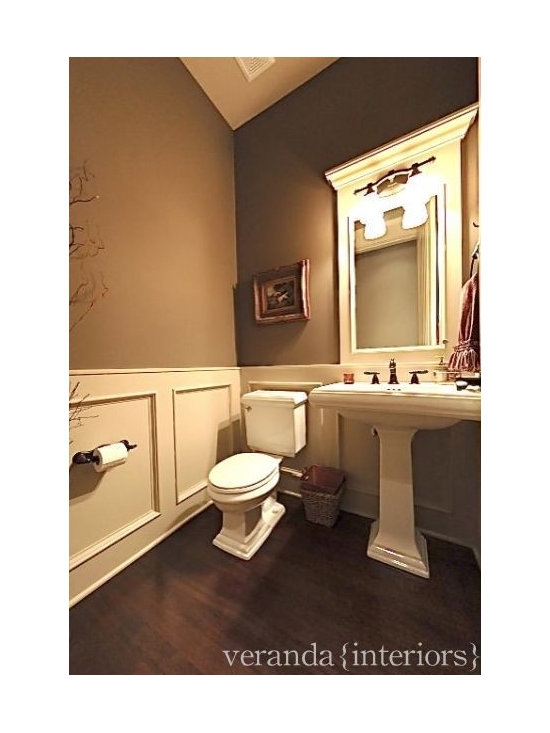 Calgary powder room design ideas pictures remodel and decor Bathroom design ideas houzz