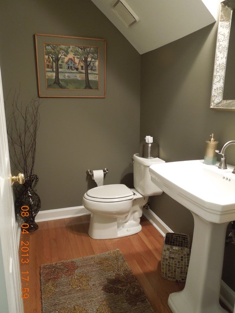 Powder Room Traditional Powder Room Other By