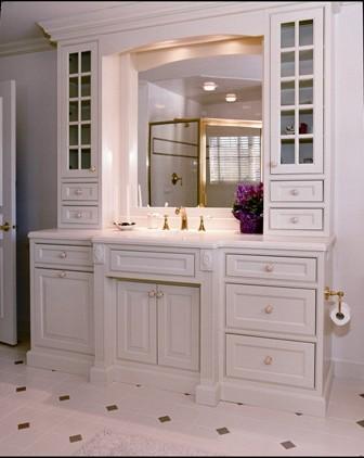Powder Rooms traditional-powder-room