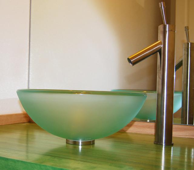 Real Estate / Residential Interior contemporary-powder-room