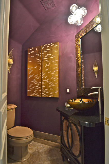 residential projects contemporary-powder-room