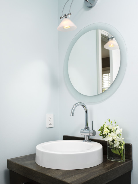 Richmond Hill Project Toilet Room Contemporary