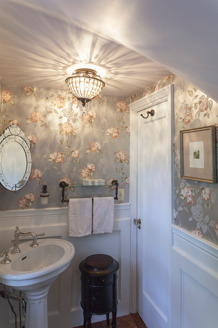 Shabby Chic With A New York Twist - Shabby-Chic Style - Bagno di ...