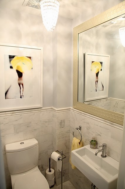 Needing Tiny Powder Room