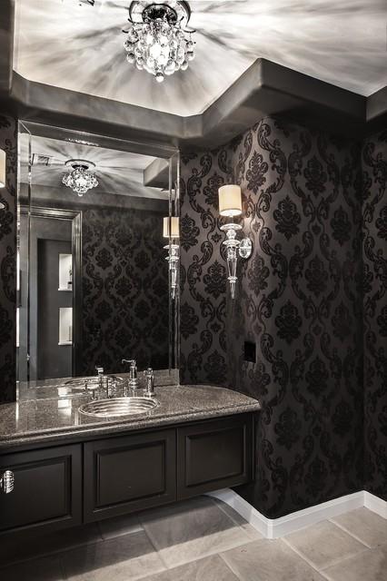 Guest Bathroom Vanity Styling