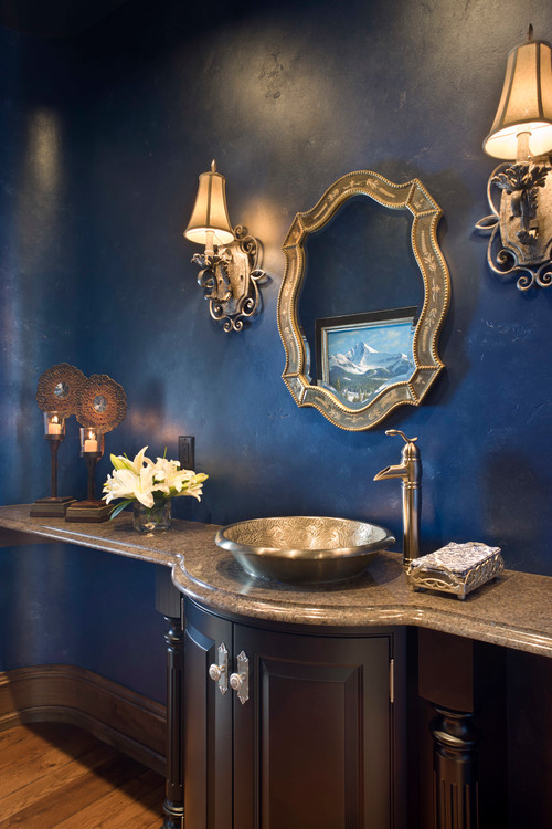 traditional powder room how to tips advice