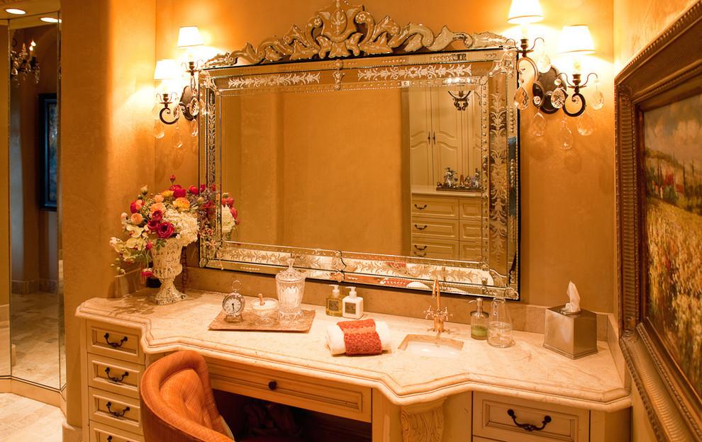 Spanish Villa - Traditional - Powder Room - Phoenix - by ...