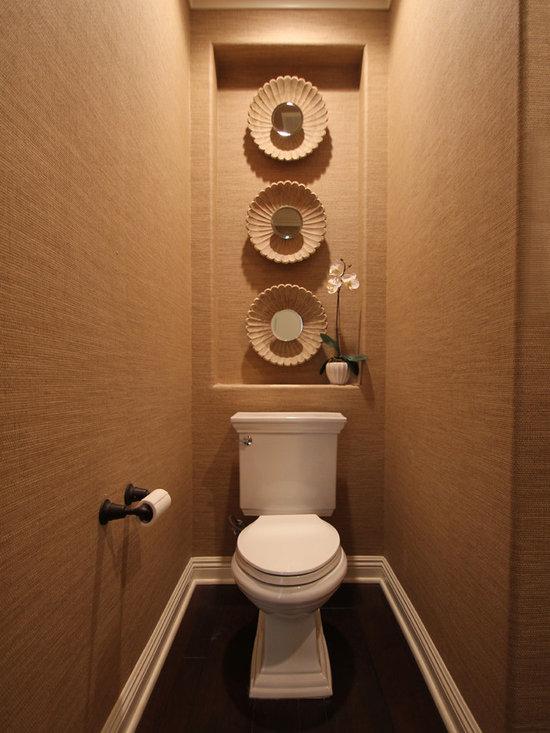 Необычный туалет дизайн