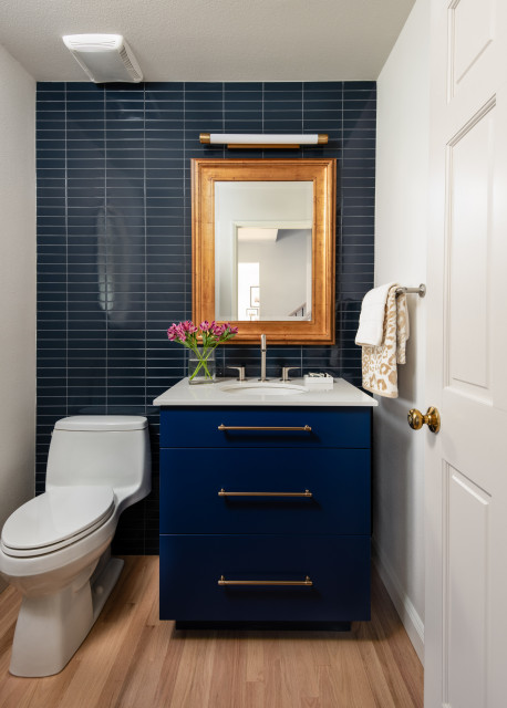 10 Eye Catching Bathroom Accent Walls