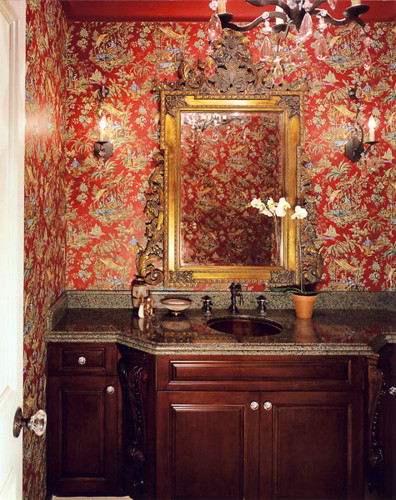 Traditional Powder Room traditional-powder-room