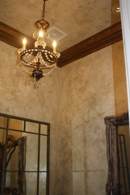 Faux Plaster Finish venetian plaster ceiling and wall finish/faux finish with metallic