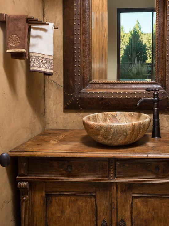 Luxury rustic bath design ideas pictures remodel decor for 5x7 room design