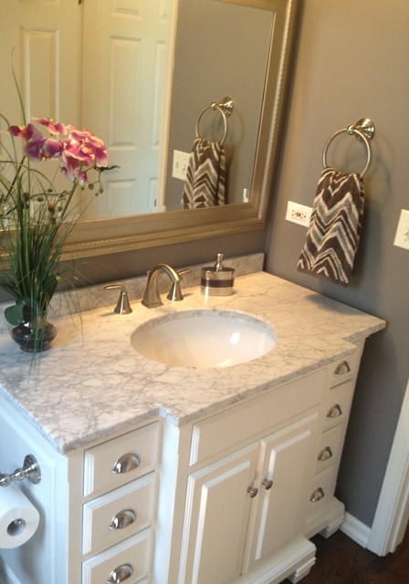 Wyles Residence contemporary-powder-room