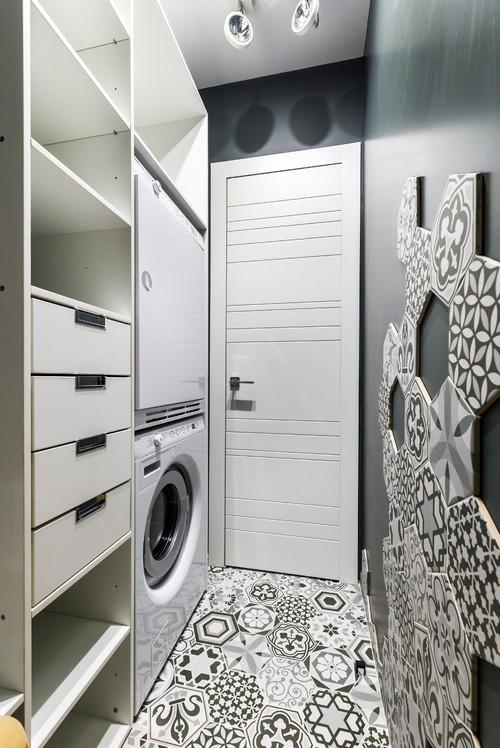 am nager une buanderie avec originalit la maison du canap. Black Bedroom Furniture Sets. Home Design Ideas