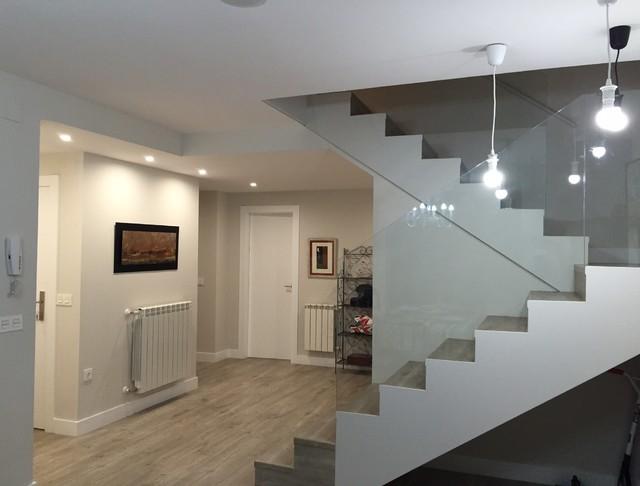 Decorar pasillos modernos affordable ideas de cortinas - Pasillos modernos ...