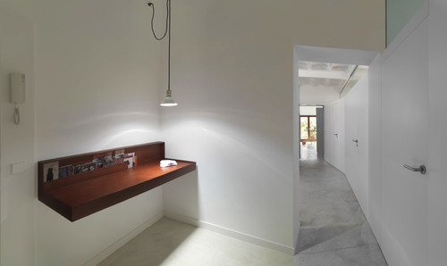 Renovation and Refurbishment of a Semi-Basement Flat