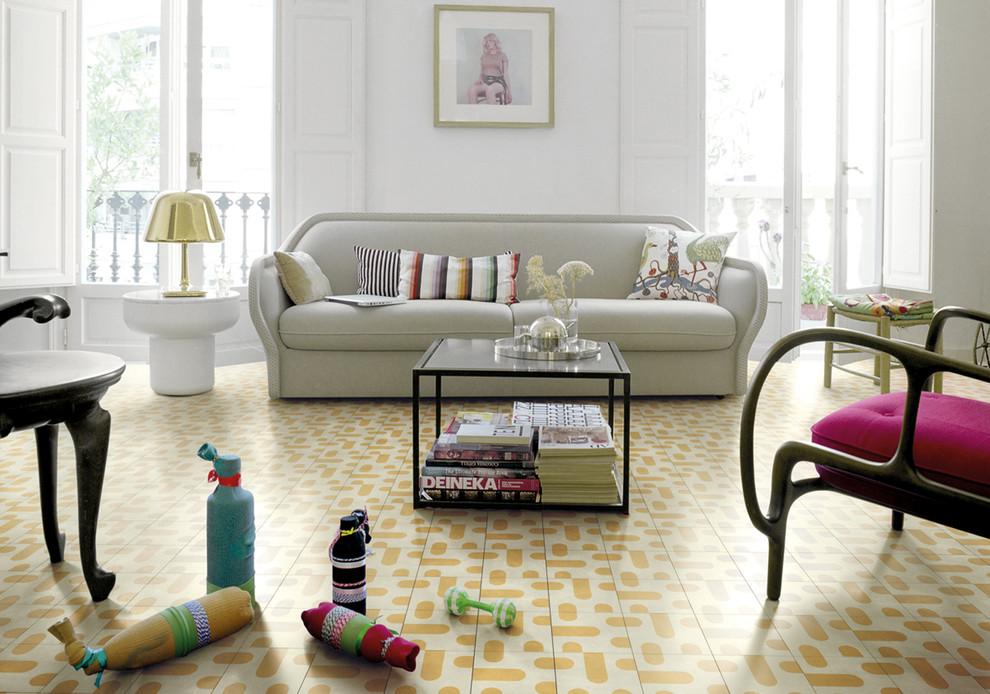 Создайте стильный интерьер: гостиная комната в стиле ретро - последний тренд