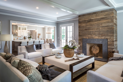 Remodeled Fireplaces