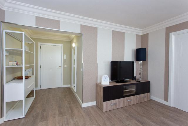 Casa arturo soria scandinavian family games room - Apartamentos arturo soria ...