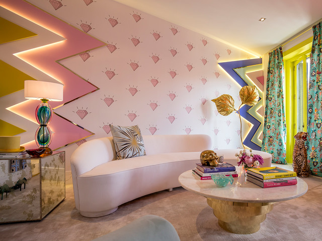 Casa Decor 2016 Eclectic Family Games Room Madrid By Julen Esna